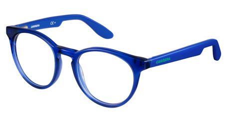 Carrera Kids Eyeglasses Carrerino 58 0TSH Blue