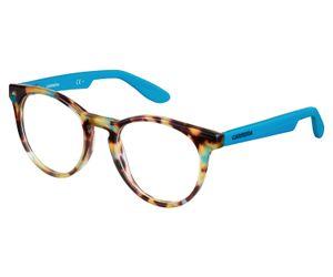 Carrera Kids Eyeglasses Carrerino 58 0W9G Havana Turqoise