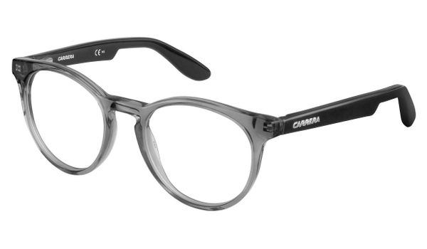 Carrera Kids Eyeglasses Carrerino 58 0DTH Transparent Gray Black