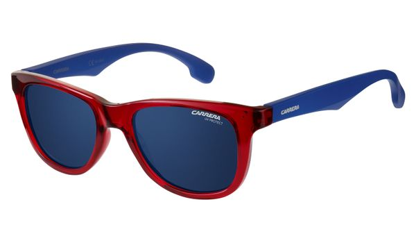 Carrera Childrens Sunglasses Carrerino 20/S 0WIR Matte Blue Red