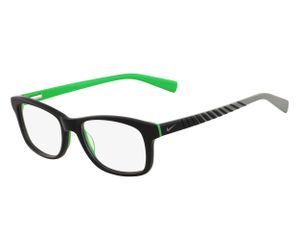Nike 5509-025 Kids Eyeglasses Black/Cool Grey