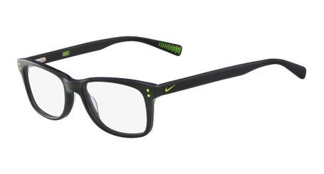 5ad4689d94a Nike 5538-010 Kids Eyeglasses Black Volt Nike5538-010 - Optiwow