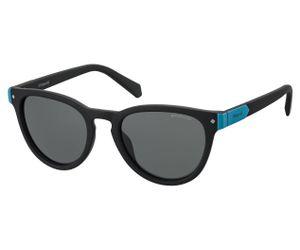 5170e97b66a Polaroid Kids PLD-8026 S Sunglasses Polarized 0003 Matte Black