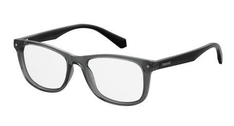 Polaroid Kids Glasses PLD D813 0R6S Gray Black