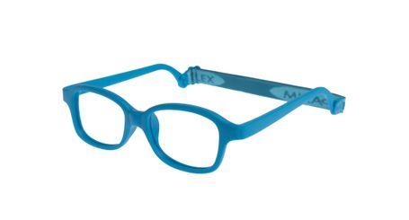 Miraflex Mike 1-DV  Children's Eyeglasses Teal 42/17