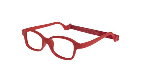 Miraflex Mike 1-I 42/17 Children's Eyeglasses Red