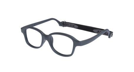 Miraflex Mike 1-J 42/17 Children's Eyeglasses Dark Grey