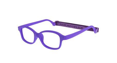 Miraflex Mike 1-S  Children's Eyeglasses Neon Purple 42/17