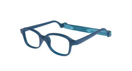 Miraflex Mike 1-VM  Children's Eyeglasses Dark Turquoise 42/17