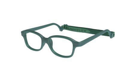 Miraflex Mike 1-VP Children's Eyeglasses Green Pearl 42/17