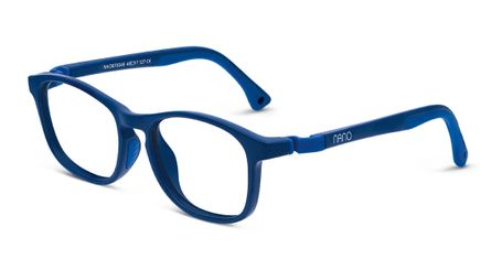 Nano NAO670346 Power Up Children's Glasses Matte Navy/Navy Eye Size 46-17 (6-8 Years)