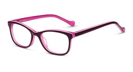 Nano Cool NAO2040543 Trending Children's Glasses Dk Purple/Pink/Pink