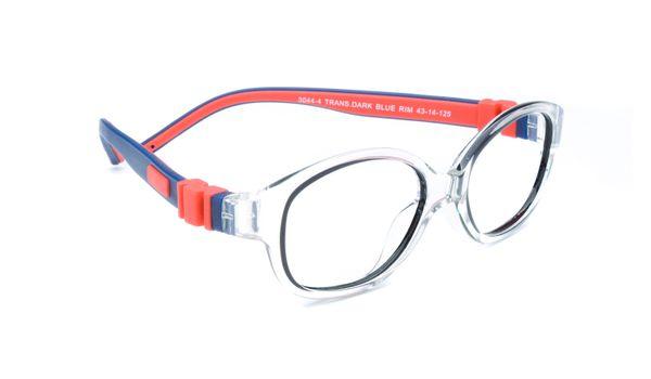 Maxima Eyewear MX3044-4  Kids Glasses Blue 43-14 (4-6 Years)