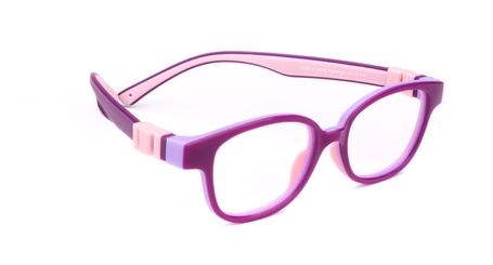 Maxima Eyewear MX3066-2 Kids Glasses Purple 45-15 (4-8 years)