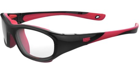 Liberty Sport Protective Glasses Rec Specs RS-40 Shiny Black/Red #221