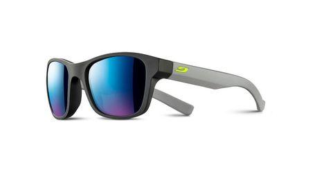 Julbo Reach J4641122 Childrens Sunglasses with Spectron 3CF Lenses Black/Gray 6-10 Years