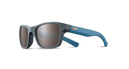 Julbo Reach J4642014 Childrens Sunglasses with Spectron 3CF Lenses Dark Gray-Blue 6-10 Years