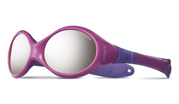 Julbo Looping 3 J3492319C Toddler Sunglasses with Spectron 4 Lenses Pink/Purple 2-4 Years