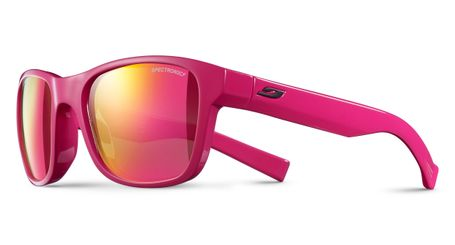 Julbo Reach L J4661118 Childrens Sunglasses with Spectron 3CF Lenses Shiny Pink 10-13 Years