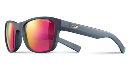 Julbo Reach L J4661121 Childrens Sunglasses with Spectron 3CF Lenses Gray 10-13 Years