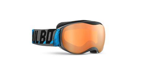 Julbo J73812219 Atmo Kids Prescription Ski Masks Grey/Black/Blue/Flash Silver 4-8 Years