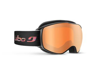 Julbo J75312148 Echo Kids Prescription Ski Masks Black/Multicolor Red/Flash Silver 8-12 Years