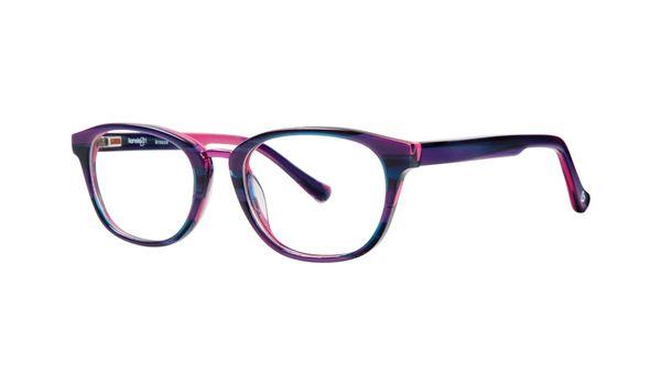 Lilly Pulitzer Girls Eyeglasses Breeze-PU Purple
