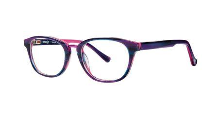 Kensie Girls Breeze Kids Eyeglasses Purple
