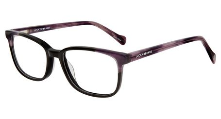 Lucky Brand Children's Eyeglasses D716 Black