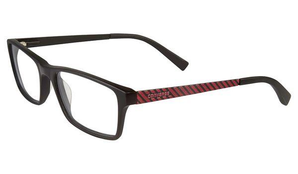 Converse Kids Eyeglasses K302 Matte  Black