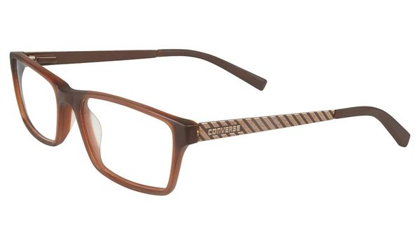 Converse Kids Eyeglasses K302 Matte Brown