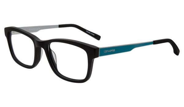 Converse Kids Eyeglasses K306 Matte Black