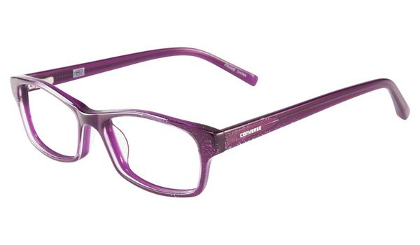 Converse Kids Eyeglasses K401 Purple