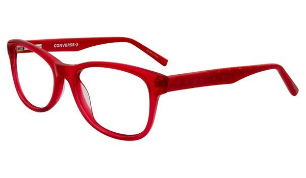 Converse Kids Eyeglasses K405 Red
