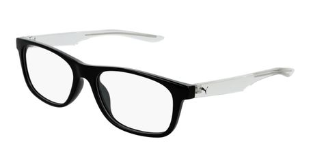 Puma Junior Kids Eyeglasses PJ0030O-001 Black