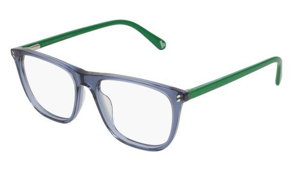 Stella McCartney Kids Eyeglasses SK00430-002 Blue/Green