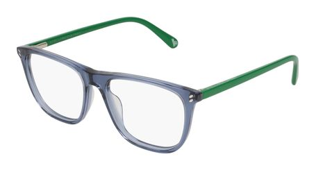 Stella McCartney Kids Eyeglasses SK00430-002 Blue/Green