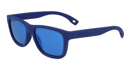 Lacoste L3630S-424 Kid Sunglasses Matte Blue