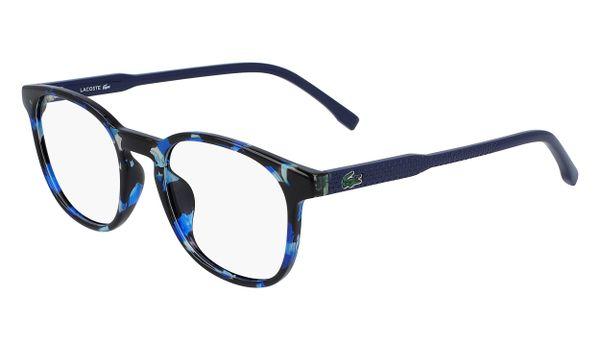Lacoste L3632-215 Kids Eyeglasses Havana/Blue