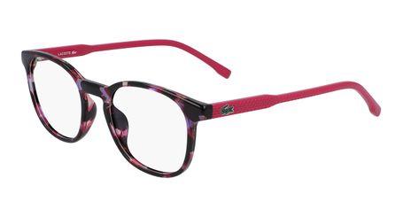 Lacoste L3632-219 Kids Eyeglasses Havana/Pink