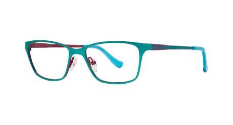 Kensie Girl Brunch Eyeglasses Emerald