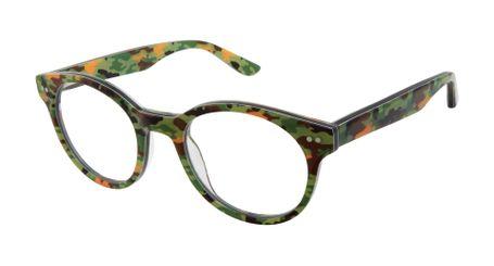 ZUMA ROCK ZR002 Boys Glasses MUL Multi Camo