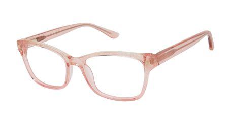 gx by Gwen Stefani Juniors GX813  Kids Glasses Blush Glitter BLS
