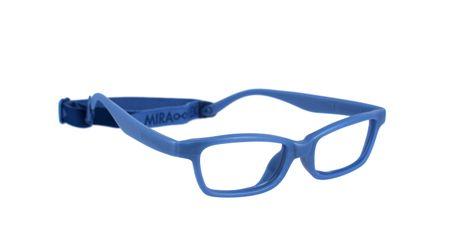 Miraflex Mayan 42 Kids Eyeglasses Dark Blue Pearl-DP