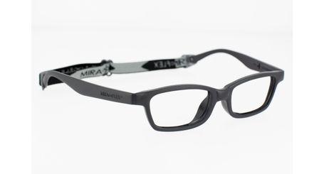 Miraflex Mayan 42 Kids Eyeglasses Black-JS