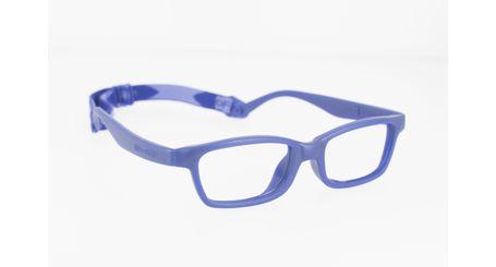 Miraflex Mayan 42 Kids Eyeglasses Indigo-OM