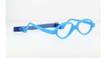 Miraflex Baby One 44 Kids Eyeglasses Royal Blue-CP