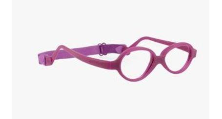 Miraflex Baby One 44 Kids Eyeglasses Plum-P