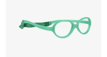 Miraflex Baby One 44 Kids Eyeglasses Green Pearl-VP