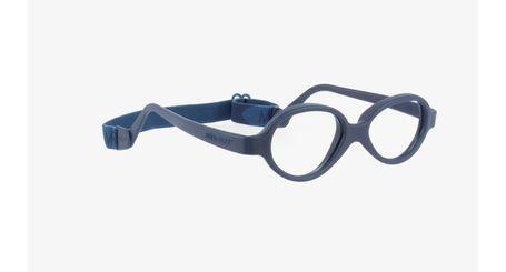Miraflex Baby Zero2 Baby Eyeglasses Navy Blue-DS